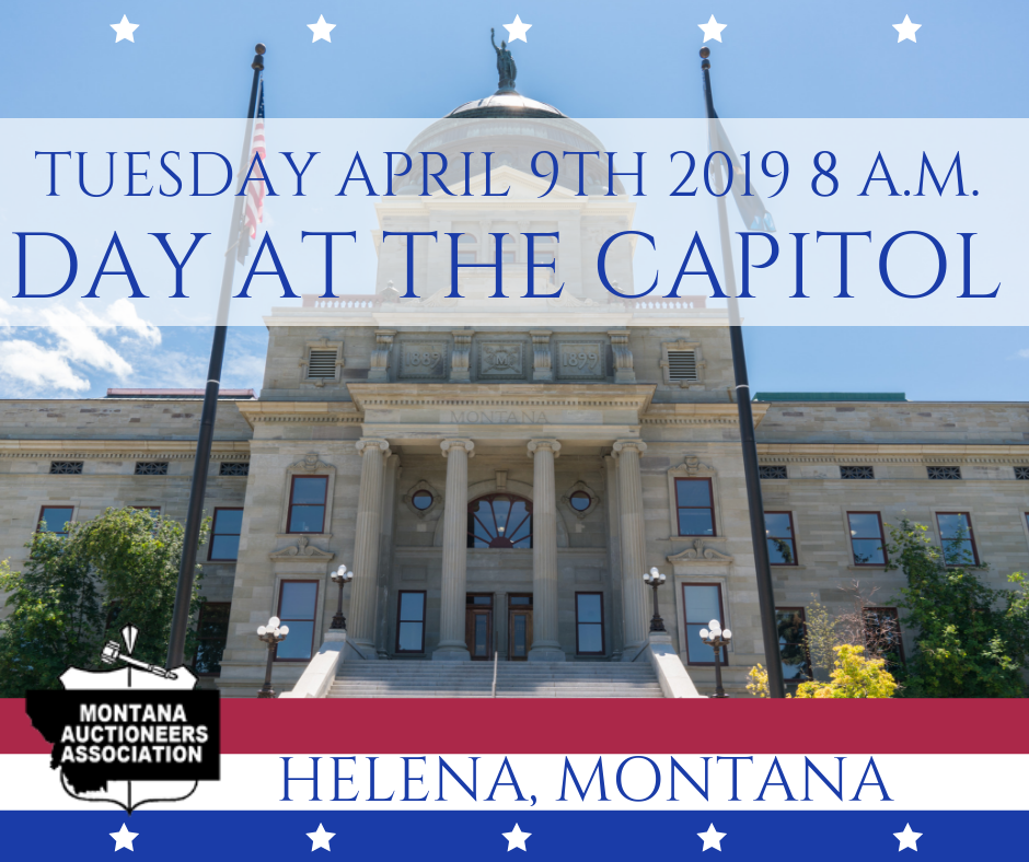 Tuesday April 9th 2019 Day At The Capitol